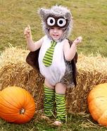 What a HOOT Owl Homemade Costume