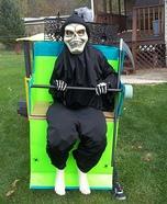 Wheel of Terror Homemade Costume