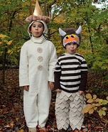Where the Wild Things Are Homemade Costume