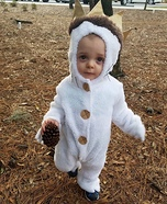 Where the Wild Things Are Max Baby Costume