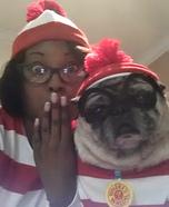 Wheres Waldo? Homemade Costume