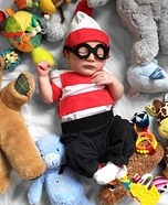 Where's Waldo Infant Costume