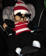 Where's Waldo Baby Halloween Costume