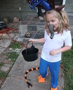 Children's book Halloween costumes - Which-What-Who Costume