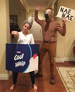 Whip and Nae Nae Couple Homemade Costume