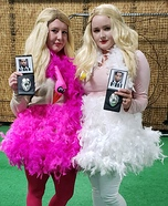 White Chicks Homemade Costume