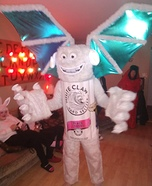 White Claw Monster Costume