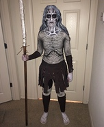 White Walker Homemade Costume