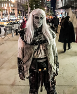 Whitewalker Homemade Costume