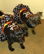 Wicked Cute Pups Costume