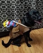 Wild Bronco Dog Costume