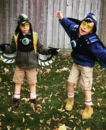 Wild Kratt Brothers Homemade Costume