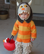 Cutest Halloween costumes for babies - Wild Thing Baby Costume
