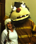 Wild Things Homemade Costume