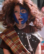 William Wallace, Braveheart Homemade Costume