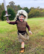 William Wallace - Braveheart Homemade Costume