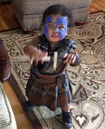 William Wallace from Braveheart Costume