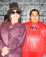 Willy Wonka Johnny Depp Homemade Costume