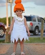 Wilma Homemade Costume
