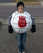 Wilson Homemade Costume