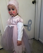 Wind Up Doll Homemade Costume