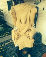 Wingback Chair Homemade Costume