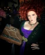 Winifred Sanderson Homemade Costume