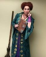 Winnie Sanderson Homemade Costume