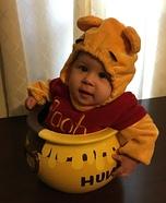 Winnie the Pooh Homemade Costume