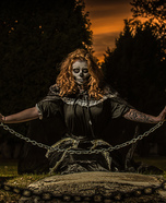Homemade Witch Adult Costume