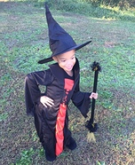 Witch Homemade Costume