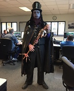 Witch Doctor Costume