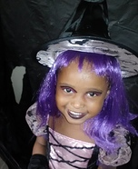 Homemade Witch Nicki Minaj Costume