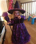 Witchtastic Homemade Costume