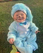 Wittle Bunny Costume