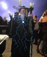 Wizard Homemade Costume