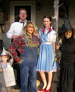 Wizard of Oz Character Costumes