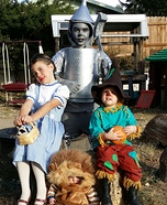 Wizard of Oz Kids Costumes