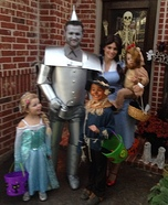 Wizard of Oz Costumes
