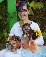 Wizard of Oz Costumes for Pets