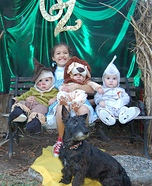 Wizard of Oz Kids Costume