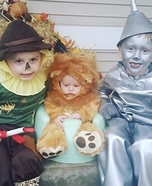 Wizard of Oz Kids Group Costume