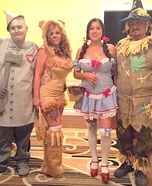 Wizard of Oz Group Halloween Costumes