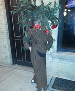 Wizard of Oz Talking Apple Tree Homemade Costume