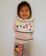 Wonder Girl Homemade Costume