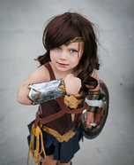 Wonder Woman Homemade Costume