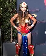 Wonder Woman Homemade Costume