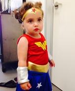 Original Girl's Wonder Woman Costume