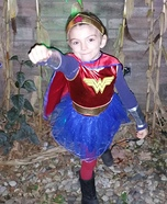 Wonder Women Child's Costume