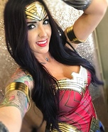 Wonder Women Costume